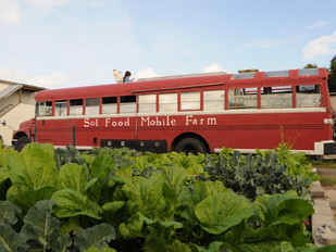 SOL FOOD MOBILE FARM