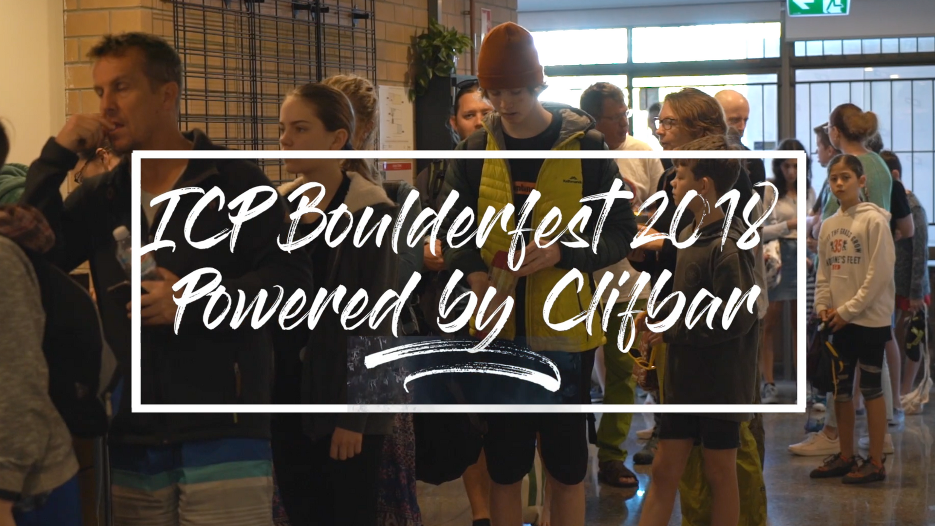 ICP 2018 Boulderfest Powered by Clifbar.