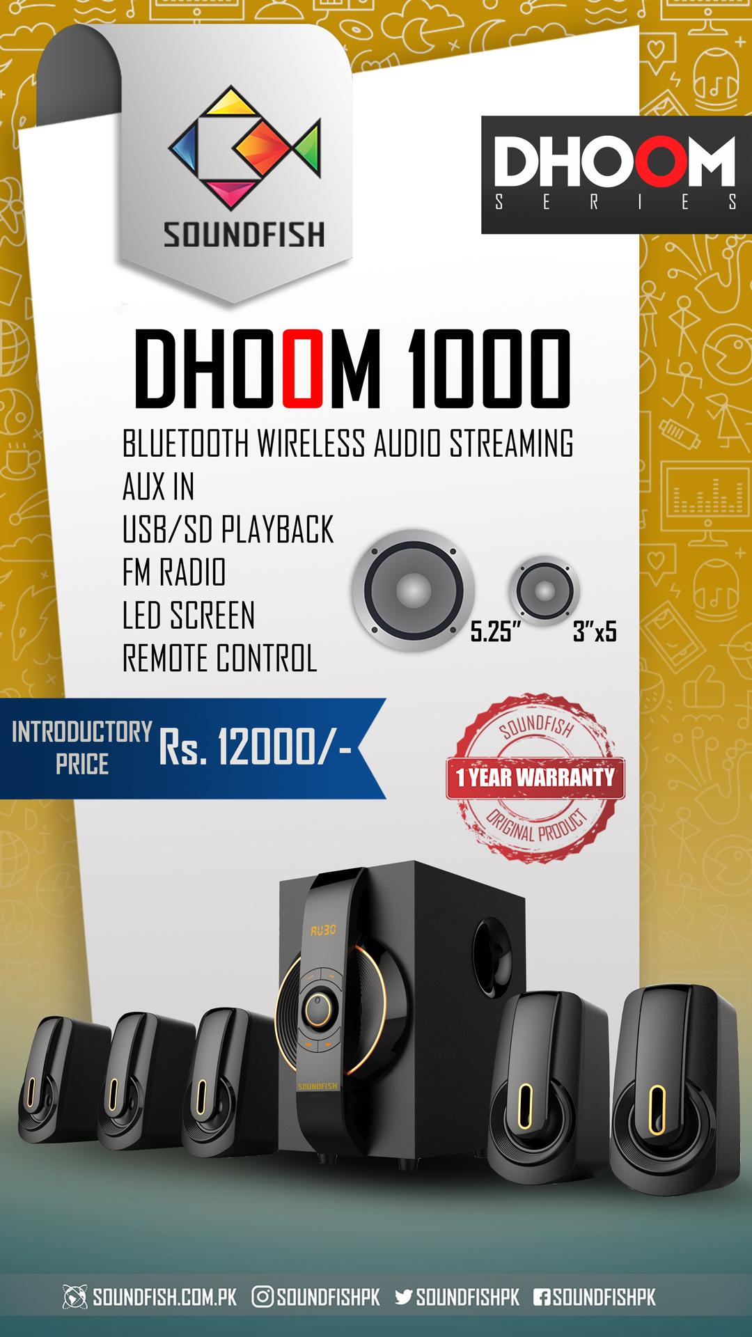 DHOOM-1000