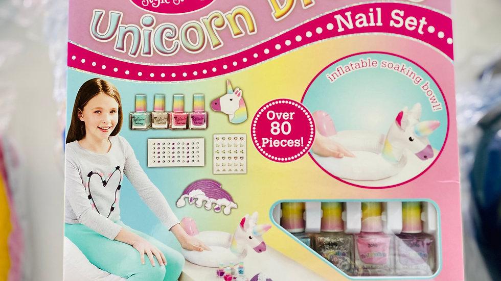 Unicorn dreams nail set
