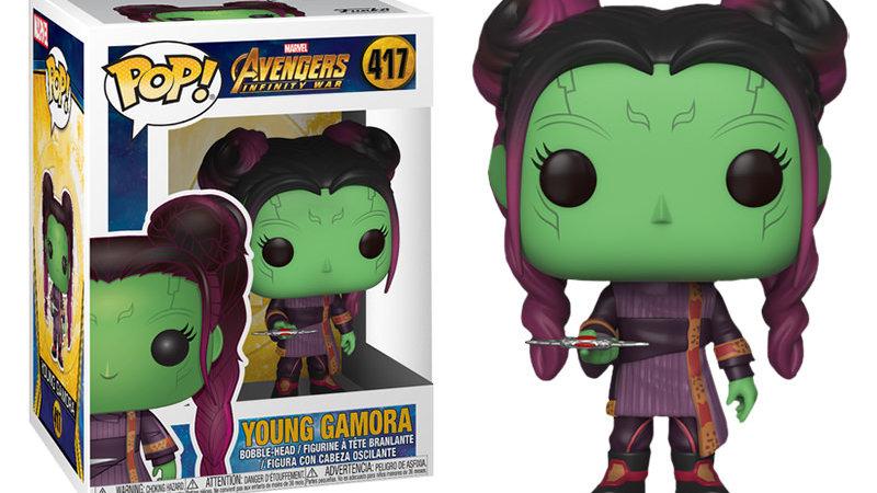 Funko Avengers Young Gamora #417