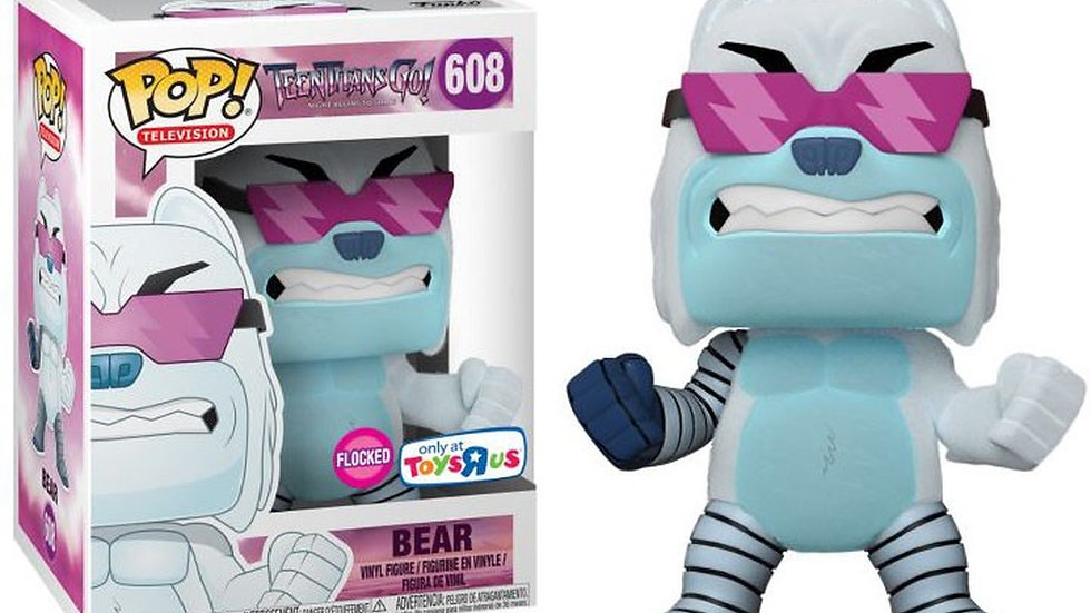 Funko Teen Titans Bear #608