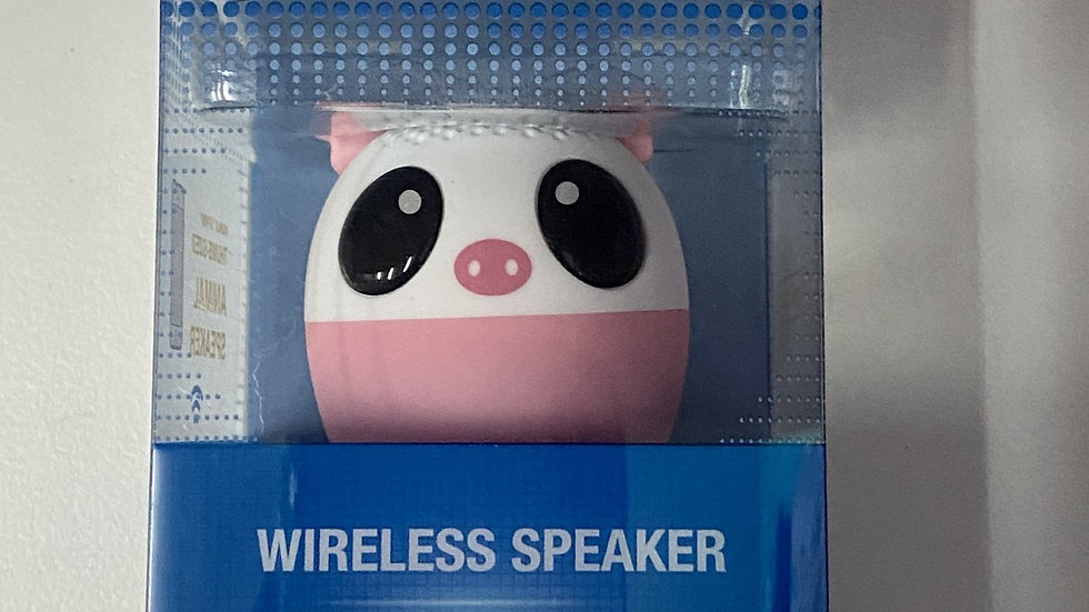 Animal speaker- pig