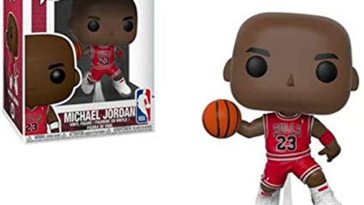 Funko Basketball Jordan` #54