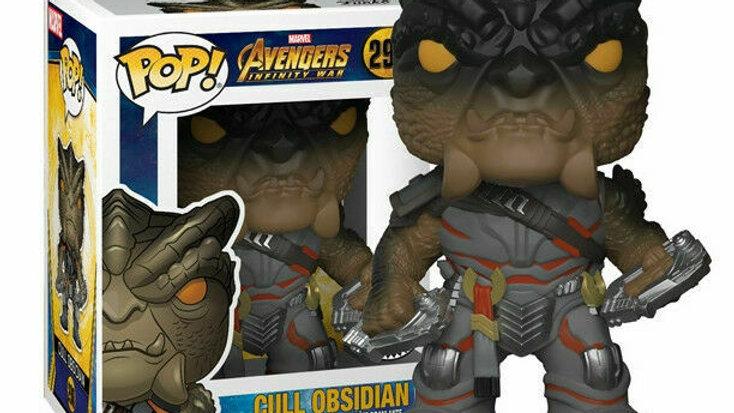 Funko Avengers Cull Obsidian