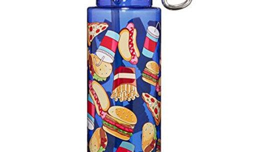 Foodie water bottle