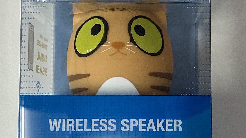 Animal speaker- cat