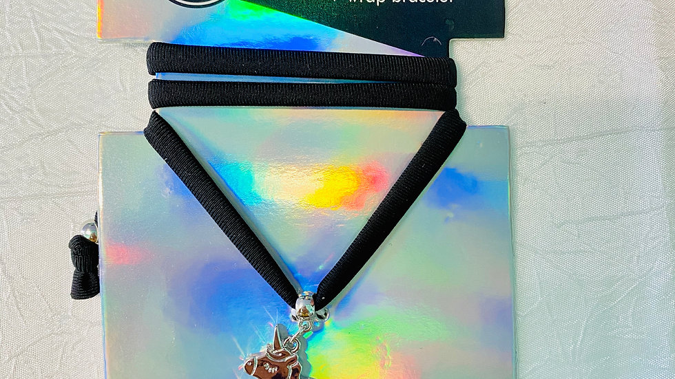 Unicorn 3 in 1 choker-black