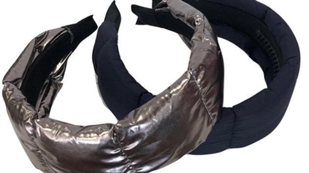 Puffer headbands
