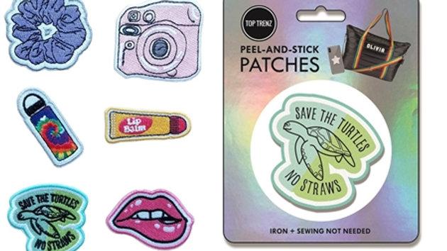 VSCO sticker patches