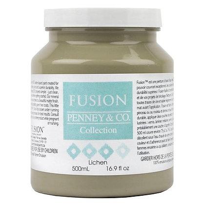 Fusion mineral paint Lichen 500ml, 37ml