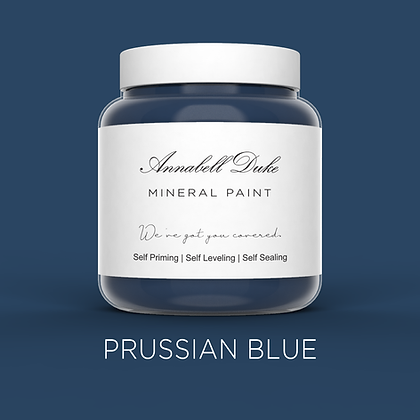 Annabell Duke  Prussian Blue 500ml & 150ml