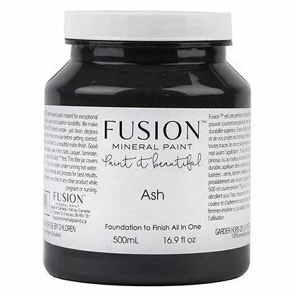 Fusion mineral paint Ash 500ml, 37ml