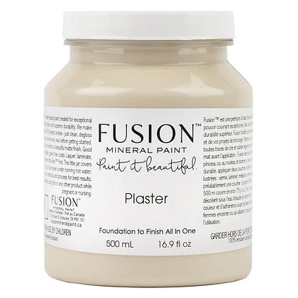 Fusion mineral paint Plaster 500ml, 37ml