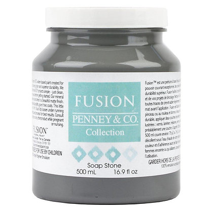 Fusion mineral paint Soap Stone 500ml, 37ml