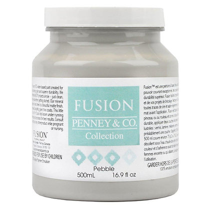 Fusion mineral paint Pebble 500ml, 37ml