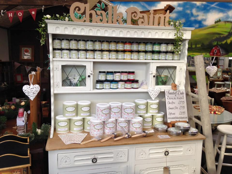 Annabelle Duke Chalk paint