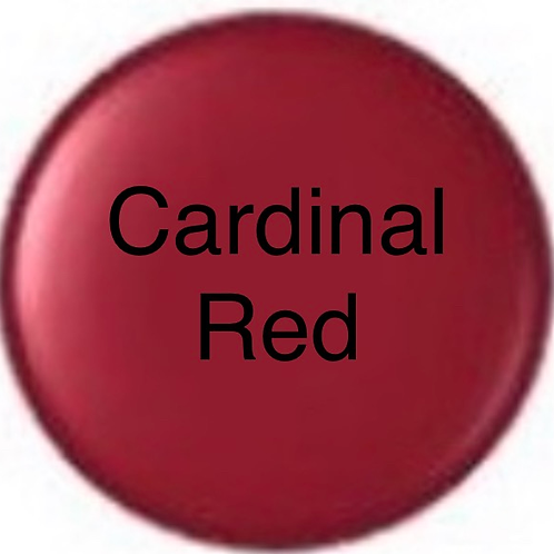 ANNABELL DUKE MINERAL PAINT - CARDINAL RED