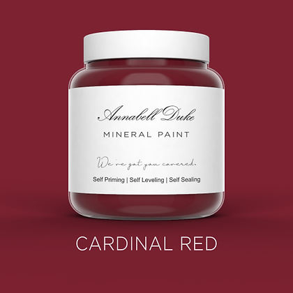 Annabell Duke Cardinal Red 500ml & 150ml