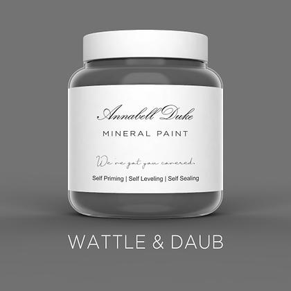 Annabell Duke Wattle & Daub 500ml & 150ml