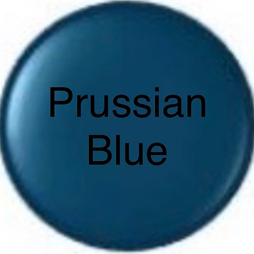 Annabell Duke prussian blue mineral furniture paint