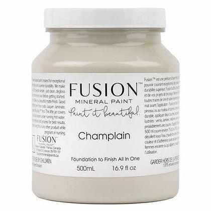 Fusion mineral paint Champlain 500ml, 37ml
