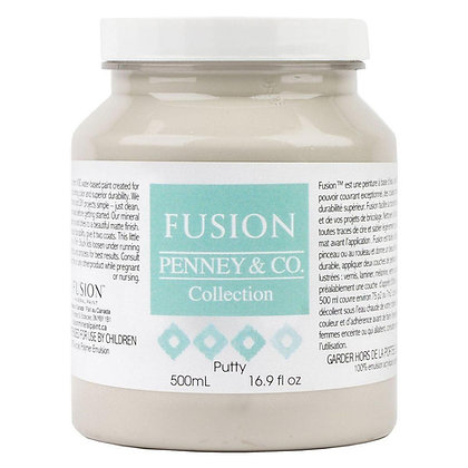 Fusion mineral paint Putty 500ml, 37ml