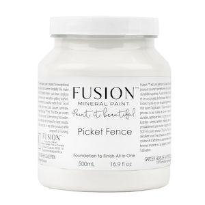 Fusion mineral paint Picket Fence 500ml, 37ml