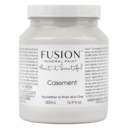 Fusion mineral paint Casement 500ml, 37ml