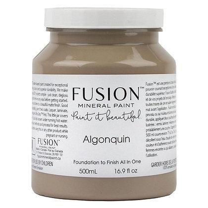 Fusion mineral paint Algonquin 500ml, 37ml