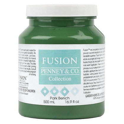 Fusion mineral paint Park Bench 500ml, 37ml