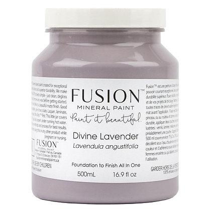 Fusion mineral furniture paint Divine Lavender 500ml, 37ml