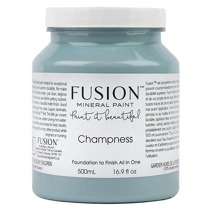 Fusion mineral paint Champness 500ml, 37ml