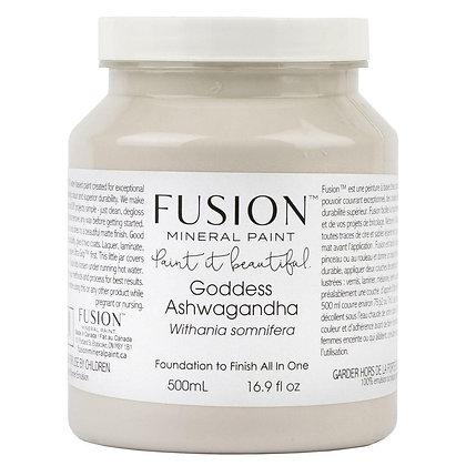 Fusion mineral paint Goddess Ashwagandha 500ml, 37ml