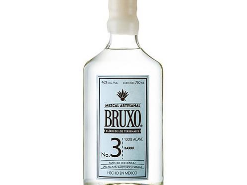 Mezcal Bruxo 3 Artesanal 700 ml. BRUXO