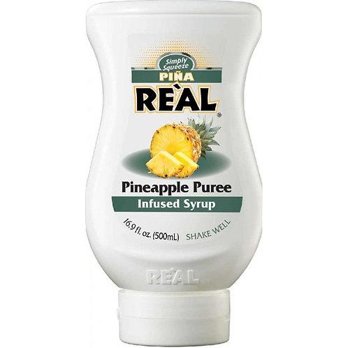 Sirope de Piña 500 ml. REAL