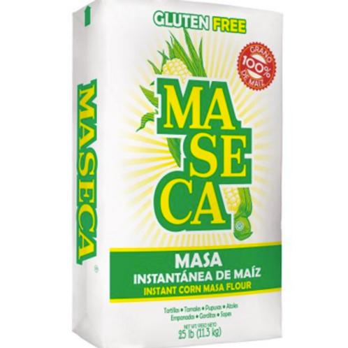 Harina de Maiz Azul 20 Kgs. MASECA