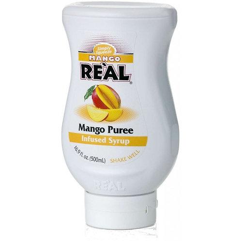 Sirope de Mango 500 ml. REAL