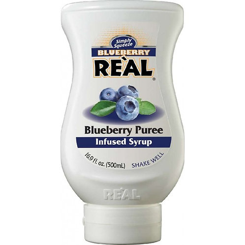 Sirope de Blueberry 500 ml. REAL