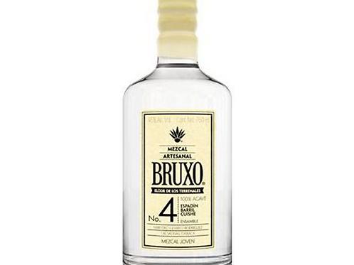Mezcal Bruxo 4 Artesanal 700 ml. BRUXO
