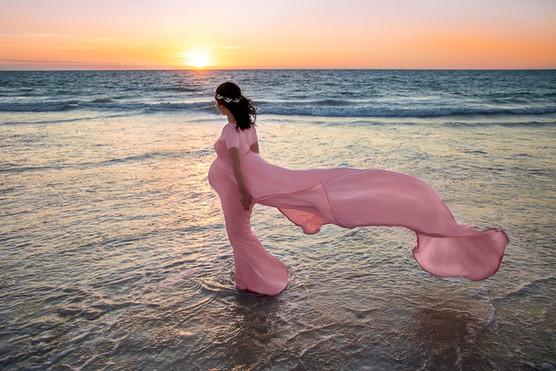 Maternity beach Photos Perth