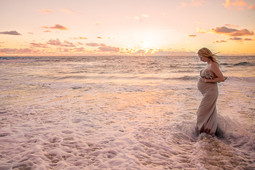 Maternity beach Photography Perth