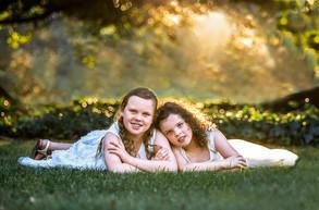 Sibling girls photo perth