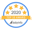 2020 babyinfo top 10 Badge Award.png