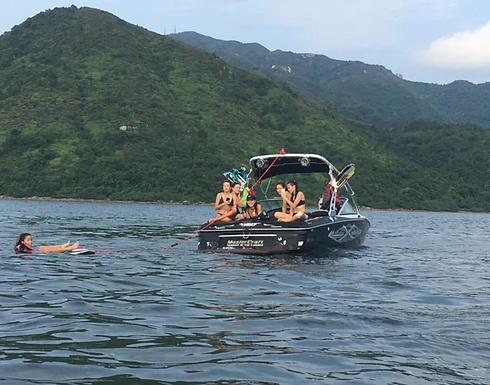 Sea Taxi @ Sai Kung