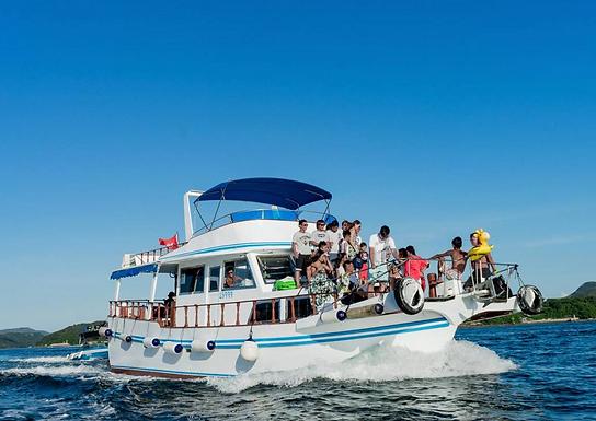 Junk Boat Party (Per Person)