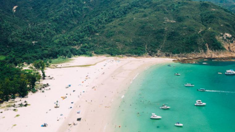 Personal Sea Taxi - Long Ke Wan Bay