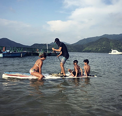HK Surf Stand Up Paddleboarding
