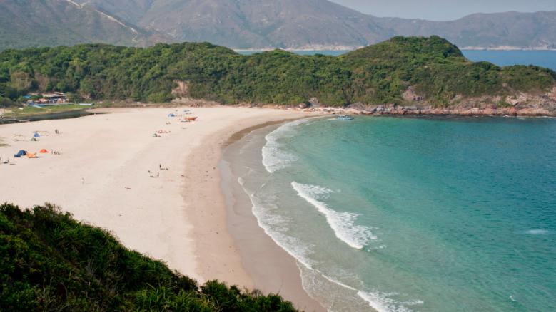 Personal Sea Taxi - Ham Tin Wan Bay