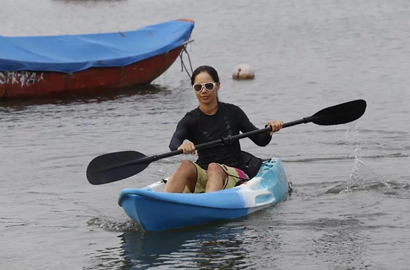 Kayaking - Cheung Chau